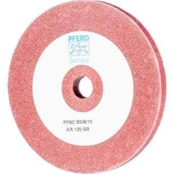 5 x PFERD Poliflex-Feinschleifscheibe PF SC 8006/10 AR 120 GR | 41106112