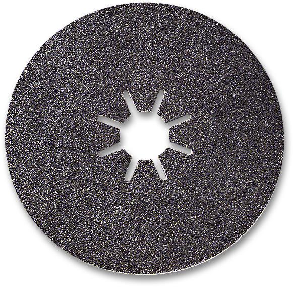 25x SIA Fiberscheibe Schleifscheibe siaral 8 115 mm Korn 16 Sternloch | 4543.3400.0016