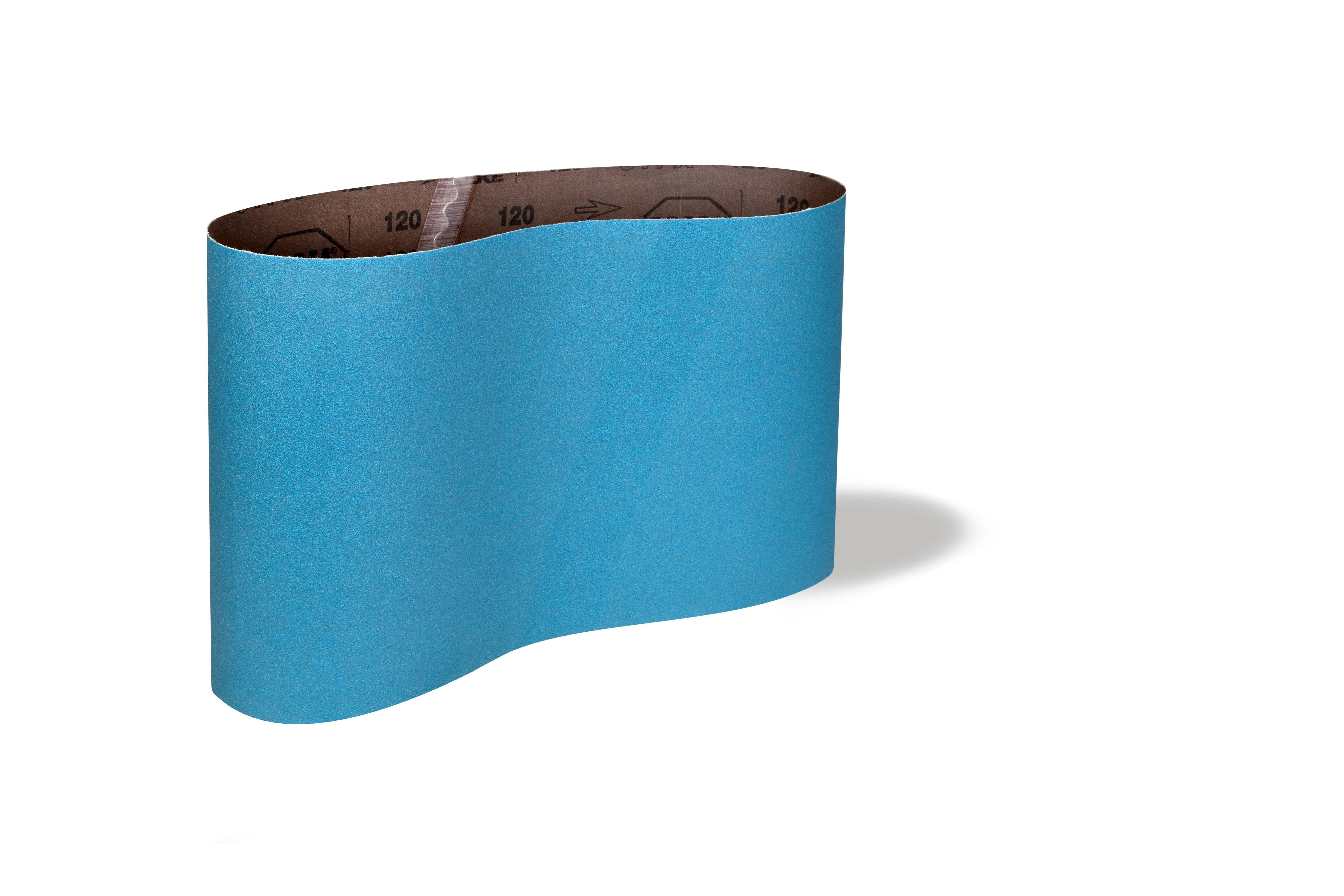 10 x STARCKE Gewebe Schleifband Schleifbänder 341X 200x750 mm Korn 100   143025