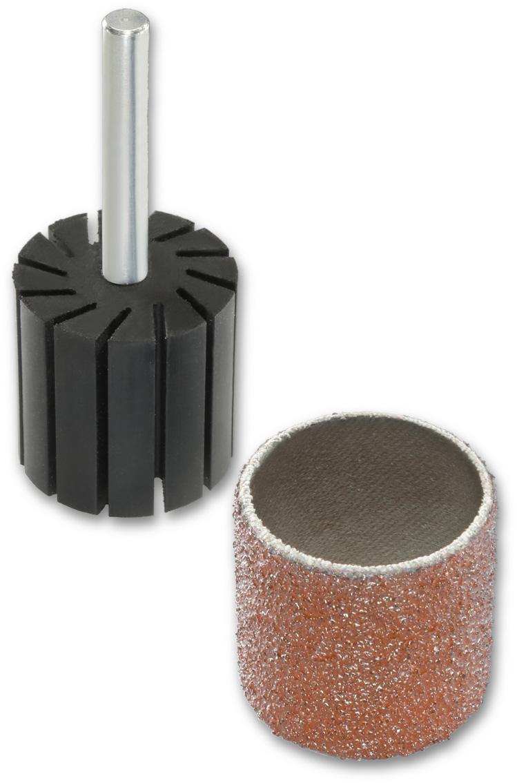 25x SIA Schleifband Schleifbänder Schleifhülse Korn 150 | Ø 100 mm | 9543.9290.0150.01