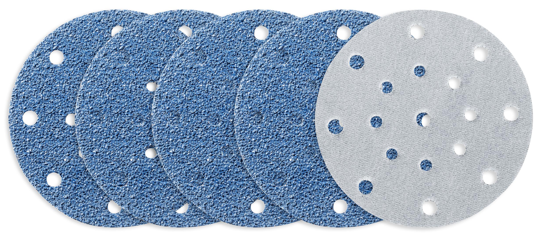 10 x Awuko Schleifscheibe Schleifscheiben ZT62X |600 mm | ungelocht | K60 | 7183771