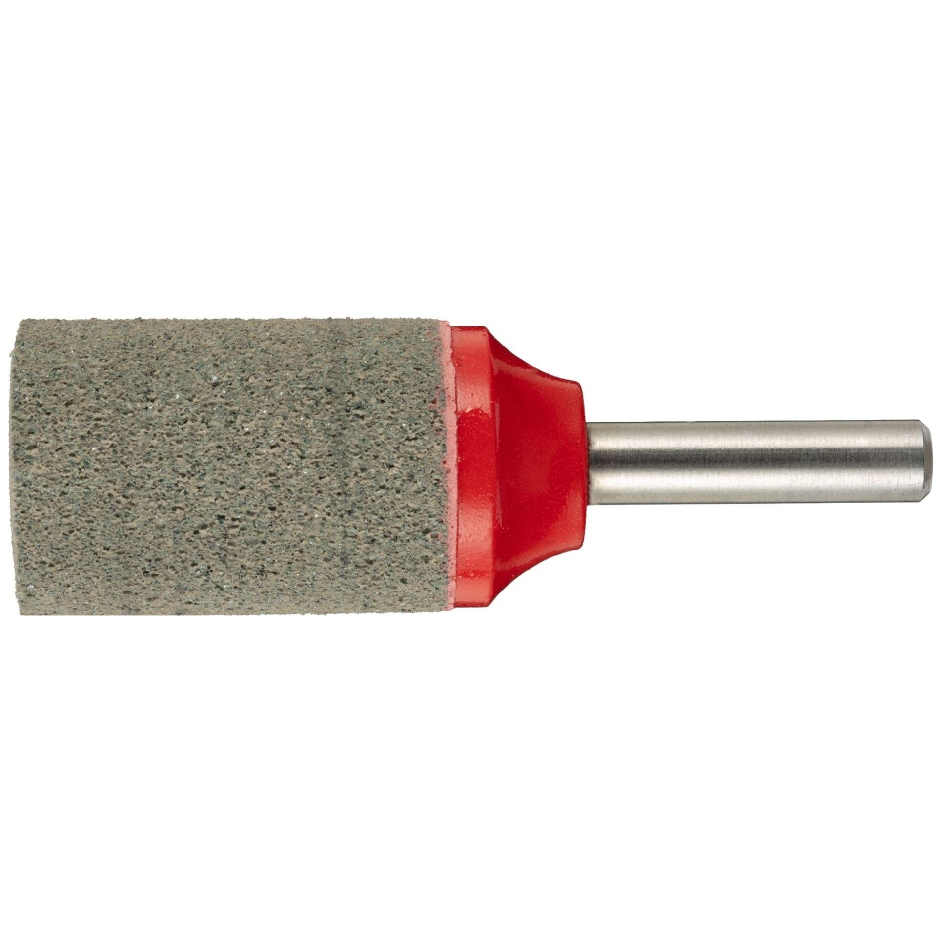 LUKAS Marmorierstift P6MA Medium 30x30 mm Schaft 6 mm Siliciumcarbid Korn 46