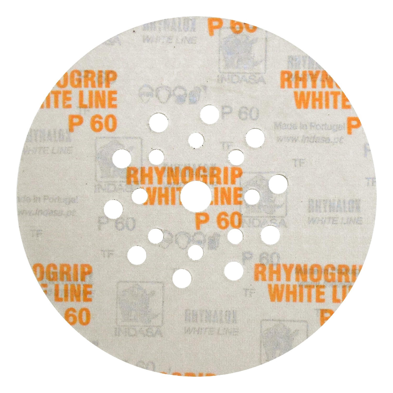 Indasa Schleifscheibe Rhynogrip White Line | 225 mm | 19H | P100