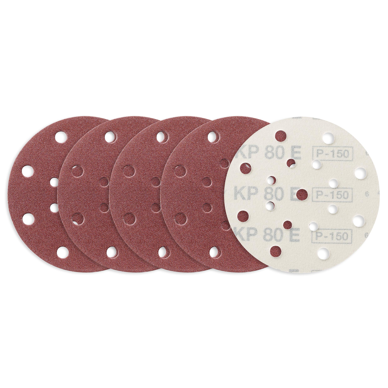 10 x Awuko Schleifscheibe Schleifscheiben KP802 | 500 mm | ungelocht | K100 | 7180856