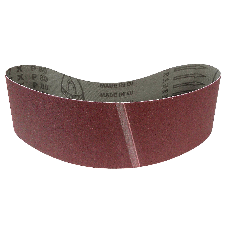 Klingspor Schleifband LS307X | 100 x 915 mm | Korn 80