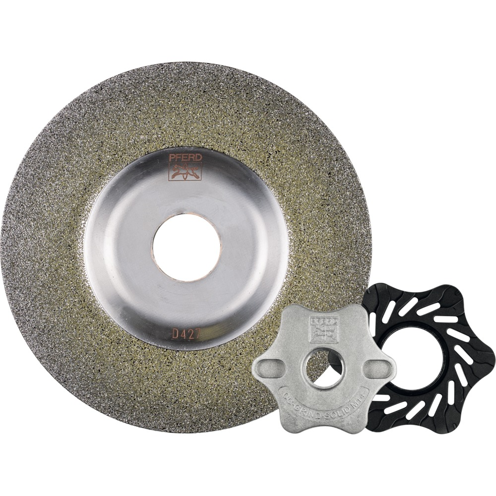 Pferd CC-GRIND-SOLID-DIAMOND CC-GRIND-SOLID-DIAMOND 100-16,0 D 427 | 36610042