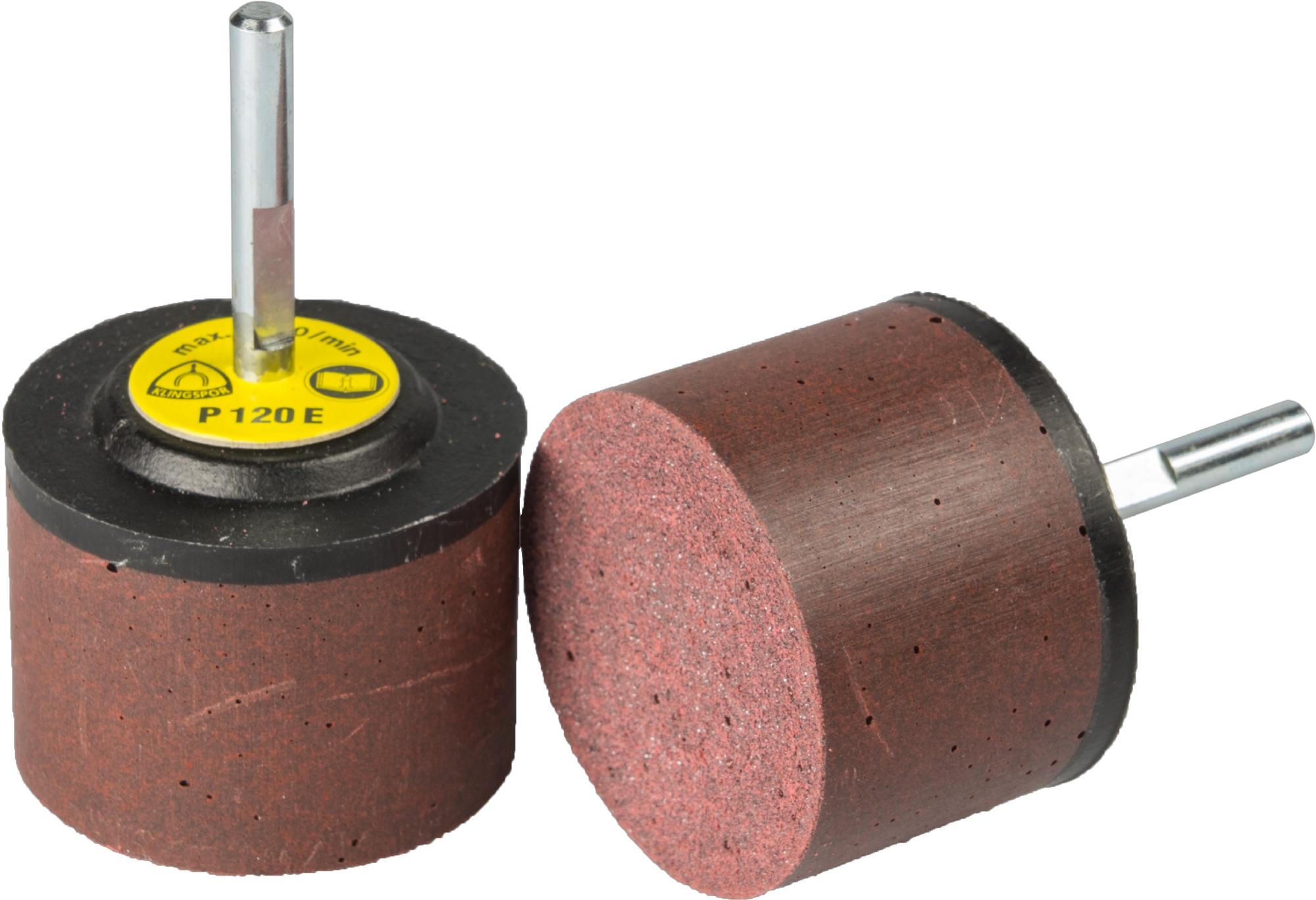10 x Klingspor RFM 652 R-Flex M.-Stifte, 30 x 30 x 6 mm Korn 120 | 14034
