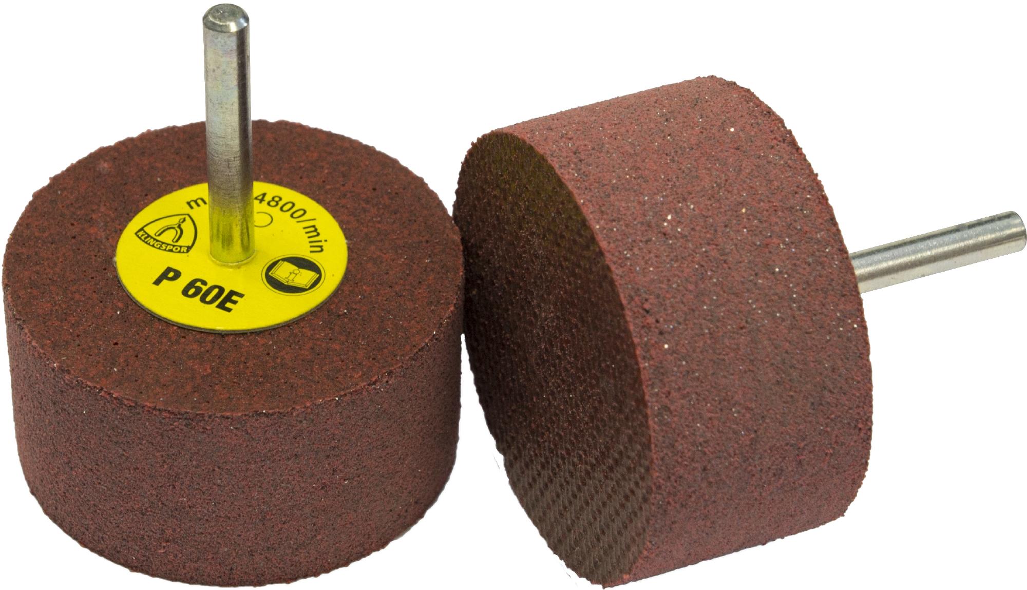 10 x Klingspor RFS 651 R-Flex S.-Stifte, 40 x 15 x 6 mm Korn 120 | 14007