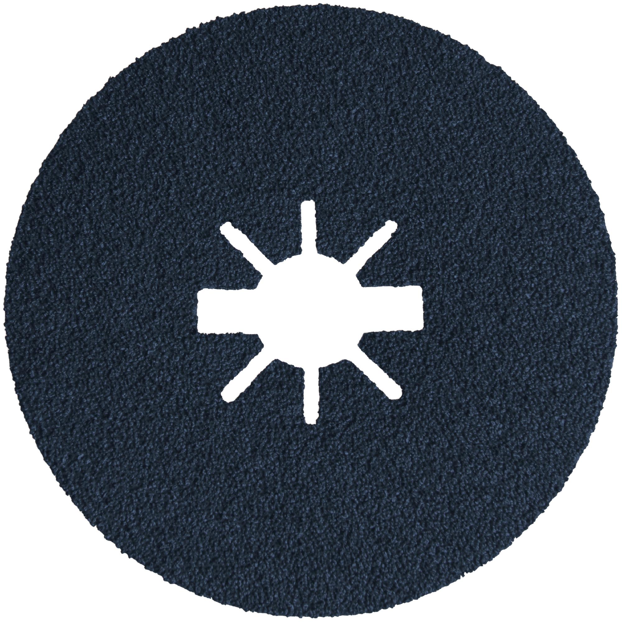 25 x Klingspor CS 565 Fiberscheiben | 115 x 22 mm | Korn 60 X-LOCK | 351160