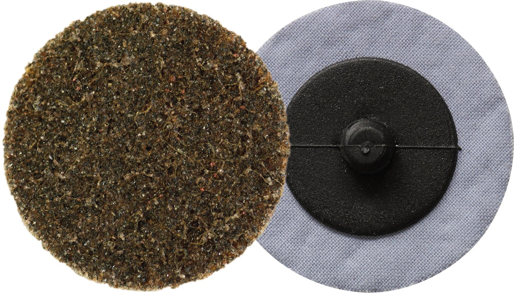 25 x Klingspor QRC 800 Quick change discs, 76 mm Coarse Korund   295419